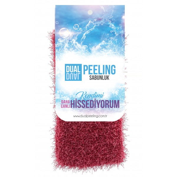 Dual Banyo Sabunluk Kırmızı